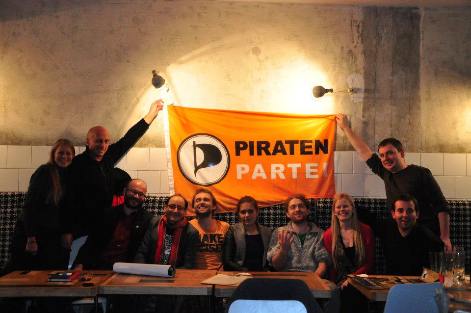 Piraten in Wawa